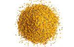 Пыльца пчелиная в гранулах полезные свойства как принимать
