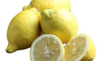 Лимон польза и вред для здоровья давление