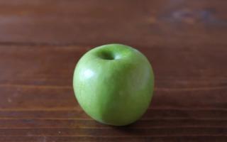 Яблоки с солью польза или вред