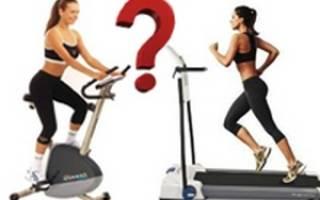 Что полезней для сердца велотренажер или беговая дорожка?